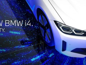 The New BMW i4