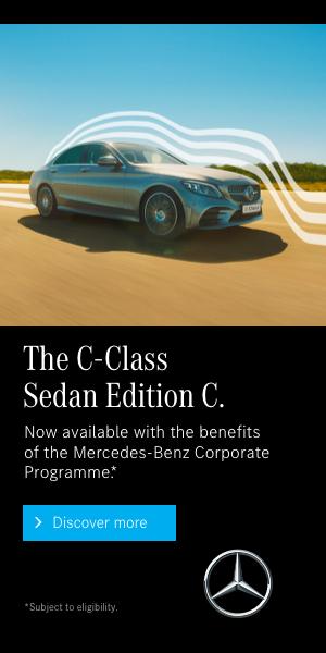 The C-Class Sedan Edition C