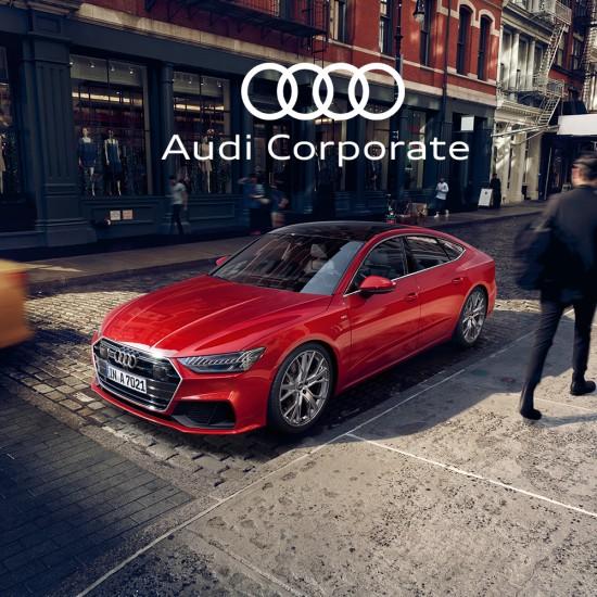 Audi Australia Corporate Program with exclusive member benefits