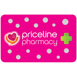 Priceline Pharmacy Instant Gift Card - $100