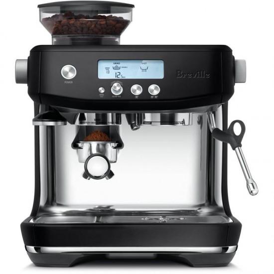Breville The Barista Pro Espresso Machine - Black Truffle
