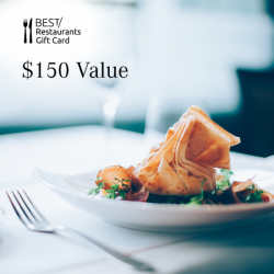 Dining Card - $150 Value
