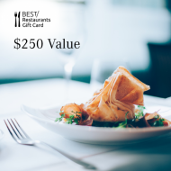 Dining Card - $250 Value