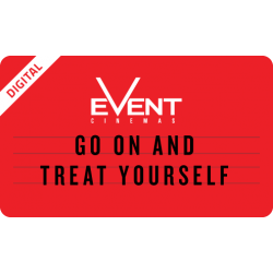 Event Cinemas Adult Movie Voucher