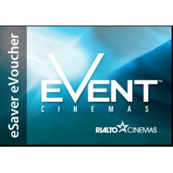 Event Cinemas Movie Instant Flexi E-Gift Card