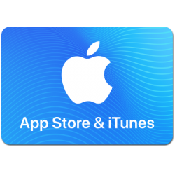Apple App Store & iTunes $50 Instant Flexi E-Gift Card