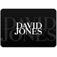 David Jones $50 Instant Flexi E-Gift Card