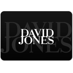 David Jones $100 Instant Flexi E-Gift Card