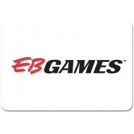 EB Games $50 Instant Flexi E-Gift Card