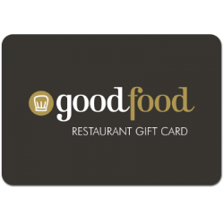 Good Food $100 Instant Flexi E-Gift Card