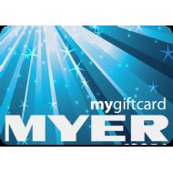 Myer $200 Instant Flexi E-Gift Card
