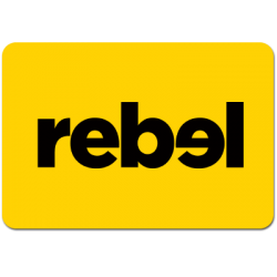 Rebel $100 Instant Flexi E-Gift Card