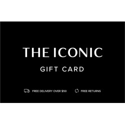 The Iconic Instant Gift Card - $100