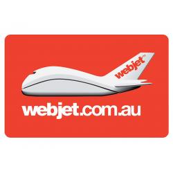Webjet Instant Gift Card - $500