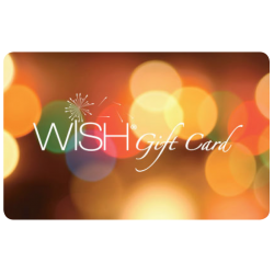 WISH Instant Gift Card - $100