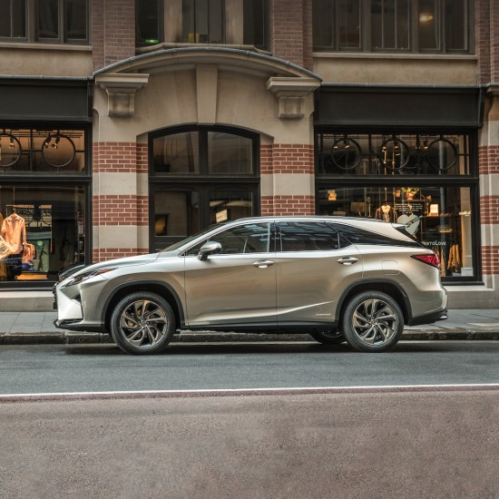 Lexus Corporate Program