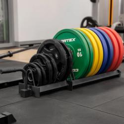 Lifespan Fitness CORTEX Toaster Rack Weight Plate Holder