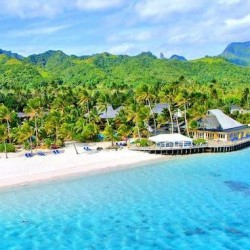 Rarotonga - 7 Nights from $1,599 for 2 Adults & 2 Children