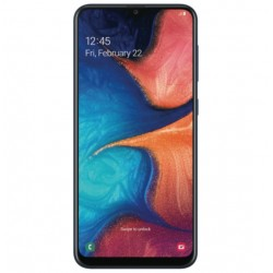 Samsung Galaxy A20 32GB - Blue