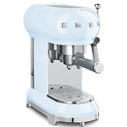 Smeg 50s Retro Style Coffee Machine - Blue