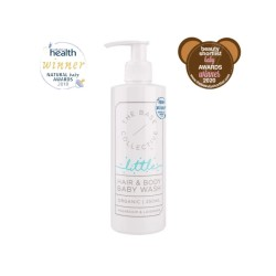 The Base Collective Little by TBC Magnesium & Lavender Hair + Body Wash 250ml