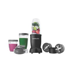 Nutribullet 900 Watt Mega Pack - Black