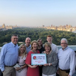Creative Immersion in New York City - Creative Cities 21